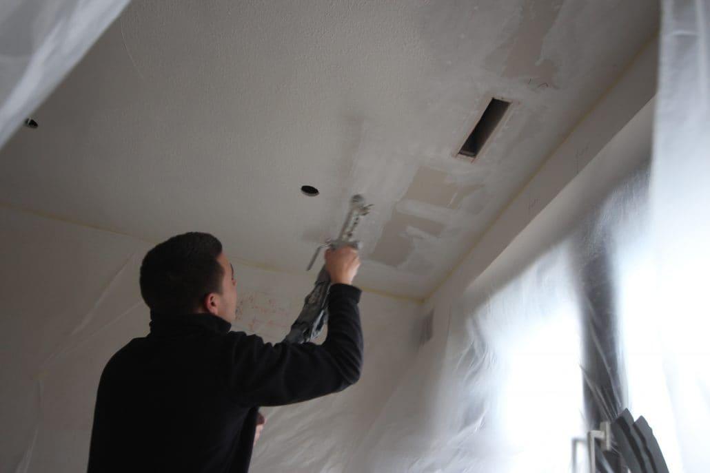 Badkamer sauzen plafond badkamer beelden : Klusbedrijf Roosendaal | J van Zundert