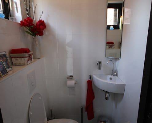 Badkamer klusbedrijf j van zundert uit roosendaal
